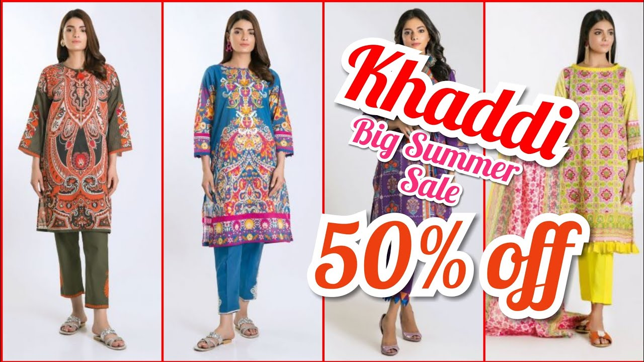 Khaadi Collection using all the cost can be found in Khaddi online easily.